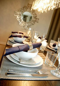 Calico Interiors -  - Interior Decoration Plan Dining Room