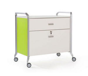 Isis Concepts - mobile storage from isis - Mobile Desk Drawer Unit