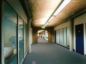 Thrislington Engineering - status 8 and status 6 - Partition Wall