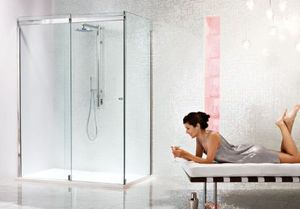 Swadling Brassware - classica - Shower Enclosure