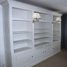 Maison Strosser - sur mesure - Open Bookcase