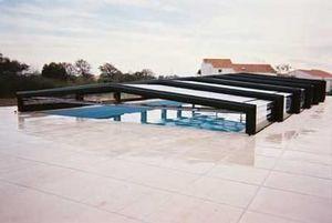 Axess -  - Sliding/telescopic Pool Enclosure