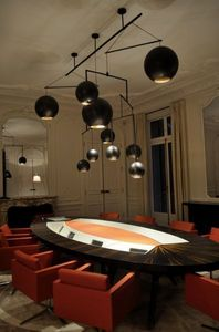 JM CREATIONS PARIS -  - Office Hanging Lamp