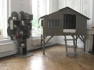 L'oiseau fait son nid -  - Children Cabin Bed