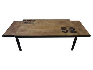 Sweet Mango - table basse à rallonges - Coffee Table With Extension Lead