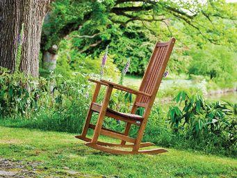 Alexander Rose - cornis - Rocking Chair