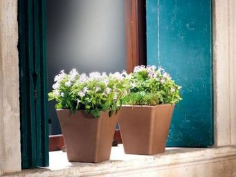 DEROMA France - moka garden- - Flower Pot