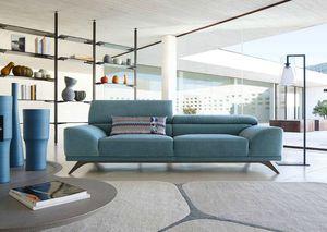 ROCHE BOBOIS - azur  - 3 Seater Sofa