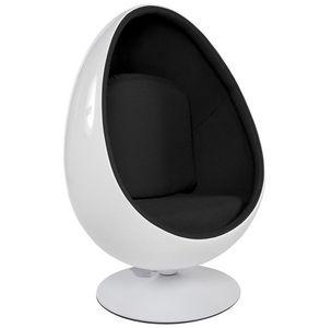Alterego-Design - cocoon - Swivel Armchair