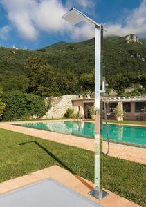 FONTEALTA - square q8.6 mix extra - Outdoor Shower
