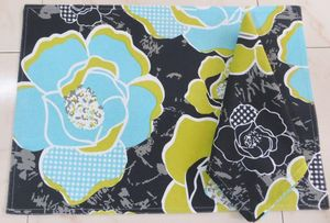 ITI  - Indian Textile Innovation - flower - Place Mat