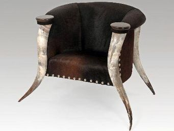 CLOCK HOUSE FURNITURE - ankole - Armchair