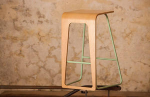 LE POINT D - kama - Bar Stool