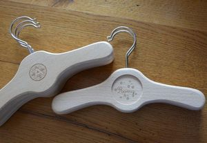 ALPHANGER - bébé- - Children's Clothes Hanger