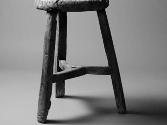 Atmosphere D'ailleurs - tabouret rond - Stool