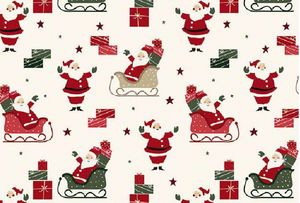 Tassotti - babbo natale - Gift Wrapping Paper