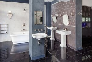Volevatch -  - Pedestal Washbasin