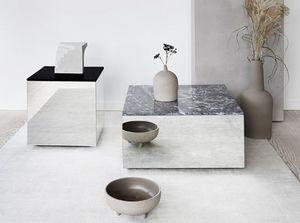 KRISTINA DAM STUDIO - mirror - Square Coffee Table