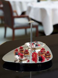 Ercuis - -nuages - Tiered Tray