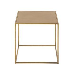 MAISONS DU MONDE -  - Square Coffee Table