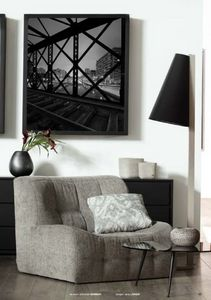 Ph Collection - bombay - Low Armchair
