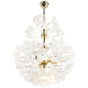 ALAN MIZRAHI LIGHTING - ka1831 hibiscus - Suspended Ceiling Lighting
