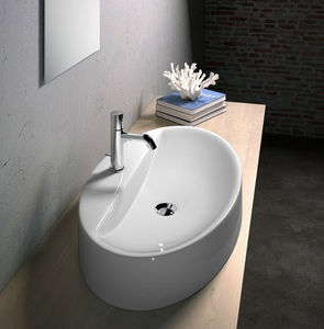 CasaLux Home Design - nicole 75 - Freestanding Basin