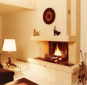 Cdk Polyflam -   - Open Fireplace