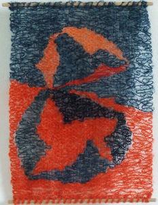 EMOKE - abc 25x35 cm - Modern Tapestry