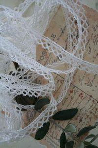 P'Home d'Amour -  - Lace Braid