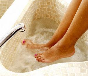 Clair Azur - spa pédiluve - Foot Spa
