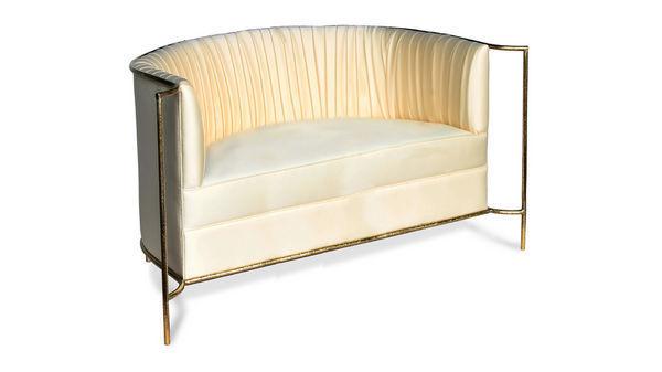 KOKET LOVE HAPPENS - 2-seater Sofa-KOKET LOVE HAPPENS