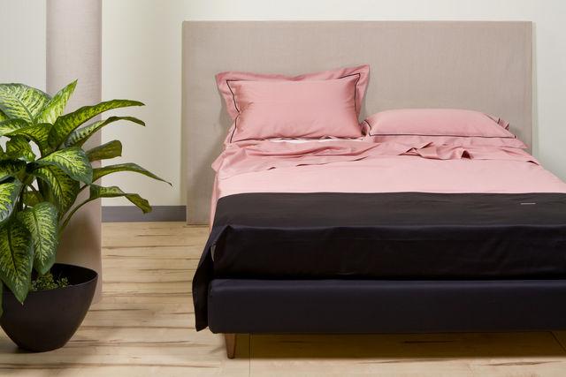 ALESSANDRO DI MARCO - Bed Sheet-ALESSANDRO DI MARCO-NUDE & BLACK