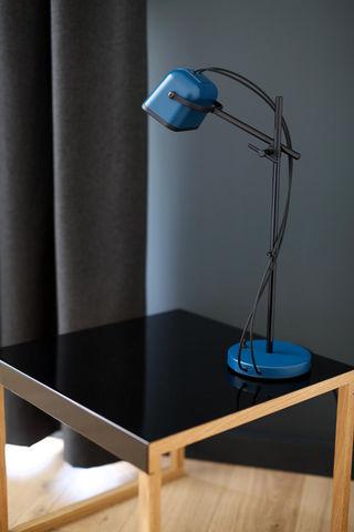 Swabdesign - Desk lamp-Swabdesign-MOB BLACK