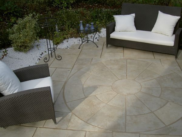 MARLUX - Reconstituted stone tile-MARLUX-Cernay