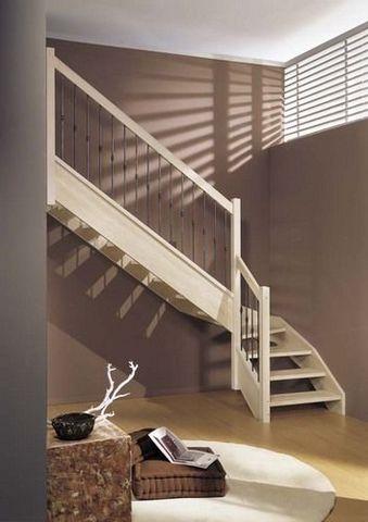 NOVALINEA - Quarter turn staircase-NOVALINEA-SNL