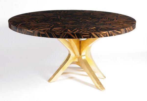 BOCA DO LOBO - Side table-BOCA DO LOBO-Patch