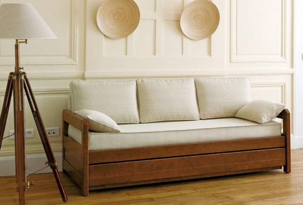 Atelier Saint Sabin - Trundle bed-Atelier Saint Sabin-Mercure