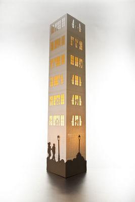 W-LAMP - Illuminated column-W-LAMP-Condo