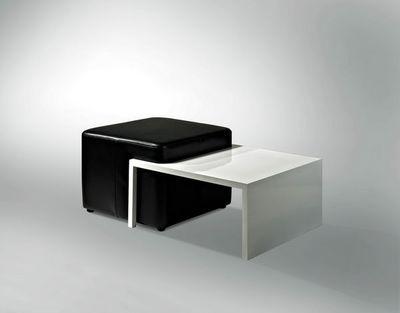 ARTEZEN - Square coffee table-ARTEZEN-BAMBOO