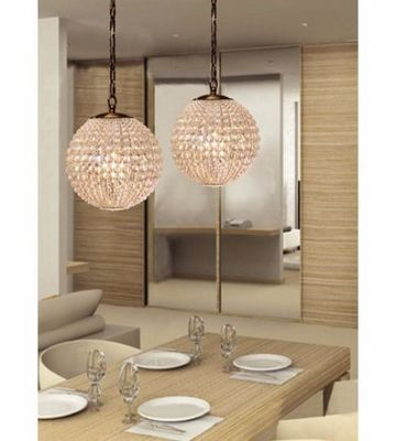 ALAN MIZRAHI LIGHTING - Chandelier-ALAN MIZRAHI LIGHTING-AM8844