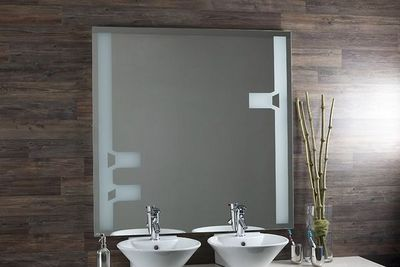 GLASSOLUTIONS France - Illuminated mirror-GLASSOLUTIONS France-MIRALITE REVOLUTION