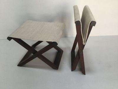 RIVIERA CBAY - Footstool-RIVIERA CBAY