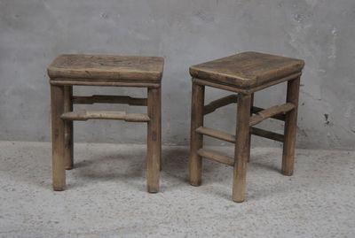 Atmosphere D'ailleurs - Side table-Atmosphere D'ailleurs