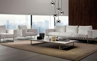 ITALY DREAM DESIGN - 3-seater Sofa-ITALY DREAM DESIGN-Kristall 270