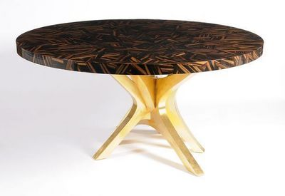 BOCA DO LOBO - Side table-BOCA DO LOBO-Patch