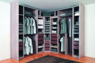 Sogal - Corner dressing wardrobe-Sogal-Élégance