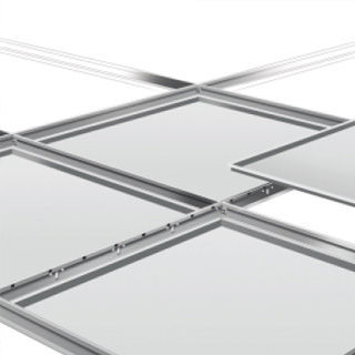 Burgess Architectural Products - Glass ceiling-Burgess Architectural Products-Tegular