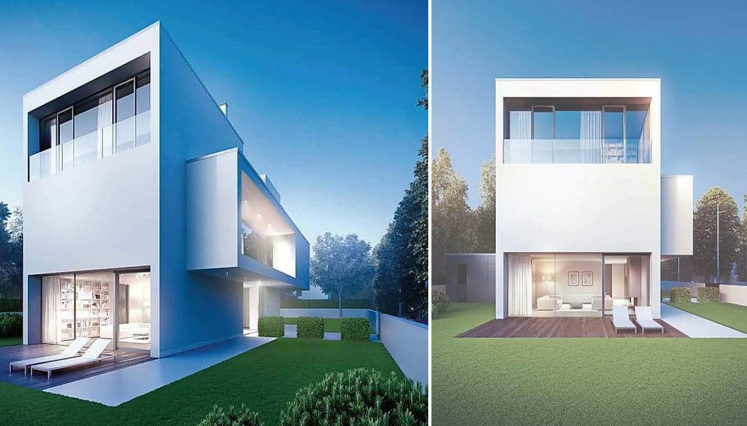 SCACCHETTI Associati Einfamilienhaus Einfamilienhäuser Häuser  |