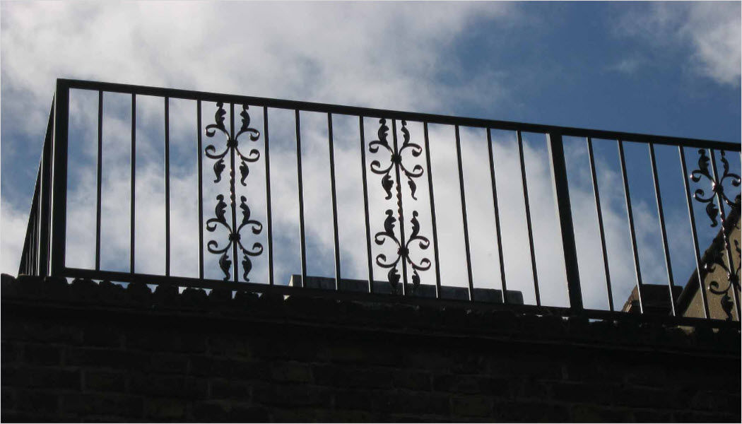 British Spirals & Castings Balkon Balkone Fenster & Türen  |